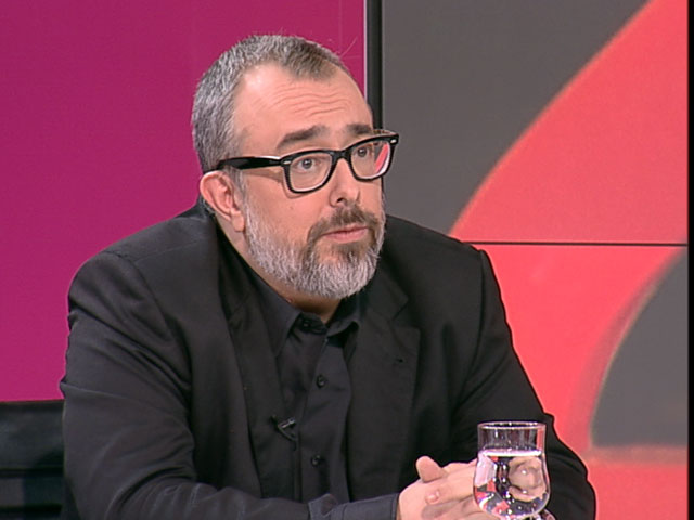 &Aacute;lex de la Iglesia: &quot;Ahora tienen que votar a alguien que no se posicione sobre la ley Sinde&quot;