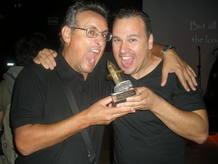 Álex Ogalla y Manuel Mota, coordinadores de la revista 'Cthulhu'