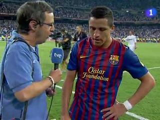 """Ver vídeo  'Alexis: """"Es un buen resultado""""'"""