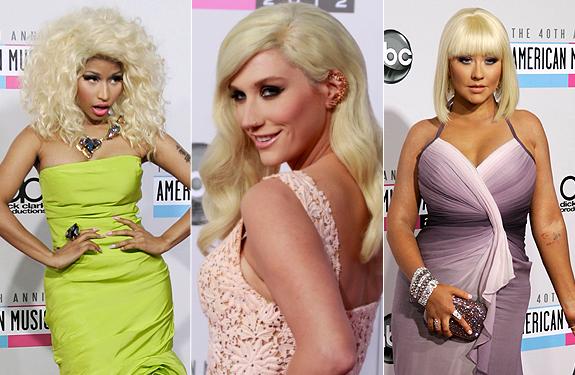 Alfombra roja de los American Music Awards
