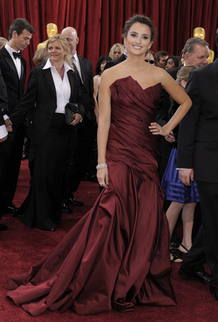 La alfombra roja de los Oscar en imágenes