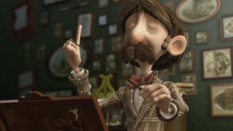 'Alfred y Anna', nominado al Goya a Mejor Cortometraje de Animación