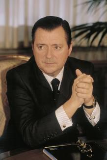 Alfredo Sáenz, president of Banesto Bank