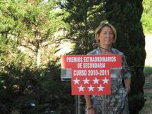 Alicia Delibes, viceconsejera de Educación de la Comunidad de Madrid
