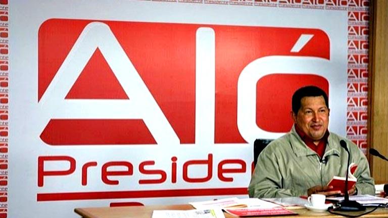 'Aló presidente', el vehículo de propaganda del 'chavismo'
