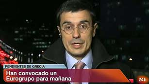 """Ver vídeo  'Altafaj, portavoz de la CE: """"Grecia ha vivido por encima de sus posibilidades muchísimos años""""'"""
