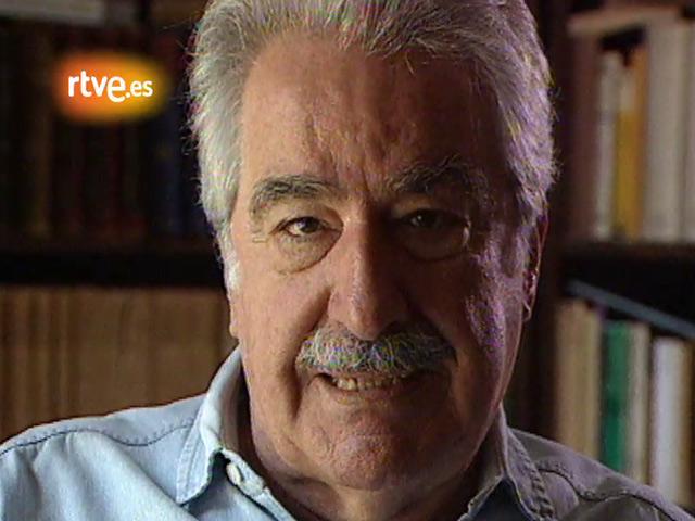 Ver vídeo  'Álvaro Mutis, escritor (1998)'