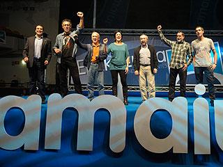 """Ver vídeo  'Amaiur insta a Rajoy a """"mojarse"""" y a tener altura de miras sobre futuro vasco'"""