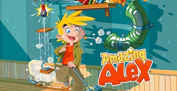 Amazing Alex, el nuevo juego de Rovio, garantiza horas de diversión