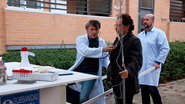 Especial Nochevieja con José Mota - El ambulatorio ambulante