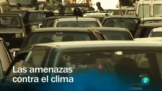 Redes - Las amenazas contra el clima 