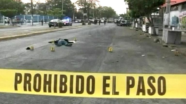 América Latina es la región más violenta del mundo