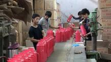 En China el amianto se sigue utilizando en termos y productos de uso diario