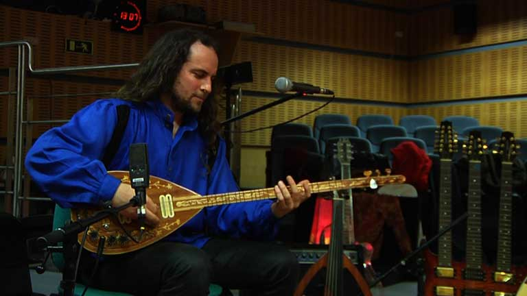 Masterclass 6x3 - Amir y el Saz - 21/05/13