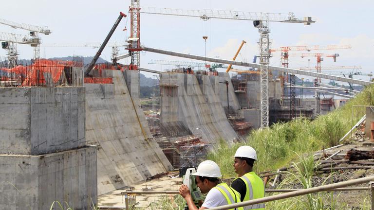 La ampliación del canal de Panamá duplicará la capacidad del tráfico marítimo