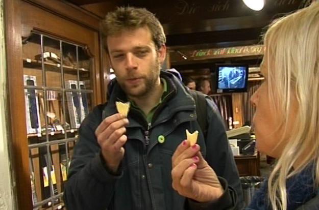 En Ámsterdam no pudimos resistirnos a la cata de quesos - Buscamundos