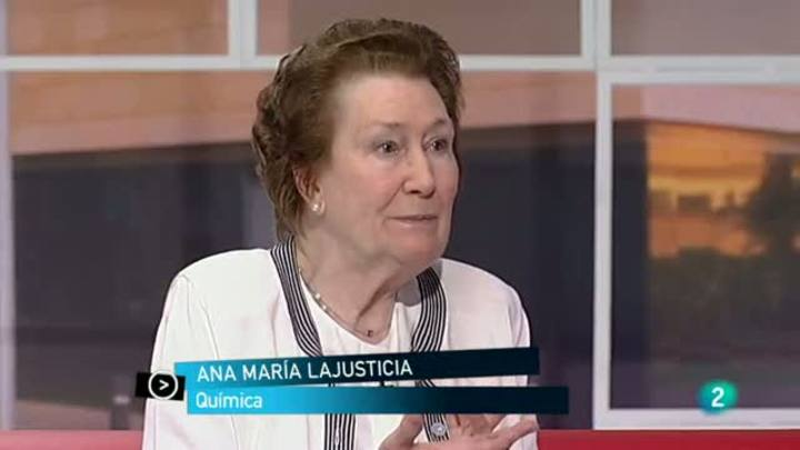 Para todos La 2 - Entrevista : Ana Mar&iacute;a Lajusticia