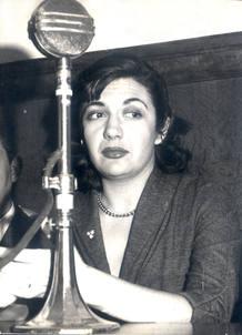 Ana María Matute en una foto de archivo de RTVE