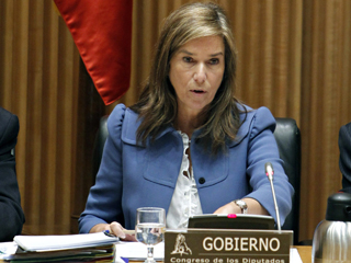 Ver vídeo  'Ana Mato propone un gran pacto sociosanitario'