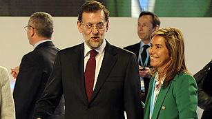 Ver vídeo  'Ana Mato sale de la dirección del PP para centrarse en el ministerio'