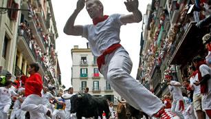 Ver vídeo  'El análisis del cuarto encierro de San Fermín 2012, por Patxi Cervantes'