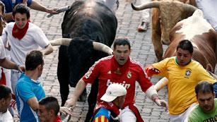 Ver vídeo  'El análisis del séptimo encierro de San Fermín 2012, por Patxi Cervantes'