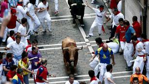 Ver vídeo  'Análisis del último encierro de San Fermín 2012, por Patxi Cervantes'