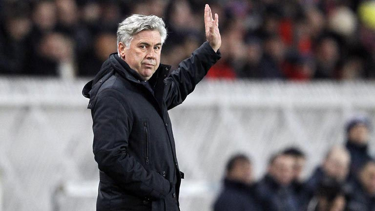 Ancelotti, m&aacute;s cerca del Real Madrid