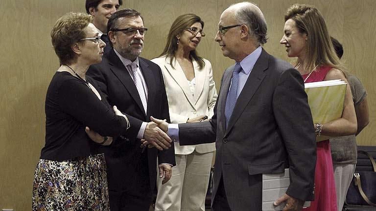 Andalucía abandona la reunión de la CC.AA. con Hacienda