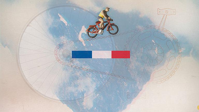 Ander Izagirre toma la salida del 'Tour de Plomo'