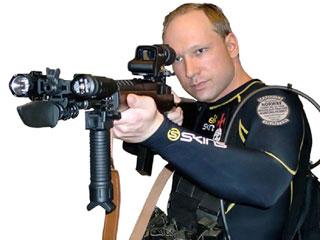 Ver vídeo  'Anders Breivik asegura que actuó solo en la masacre de Oslo'
