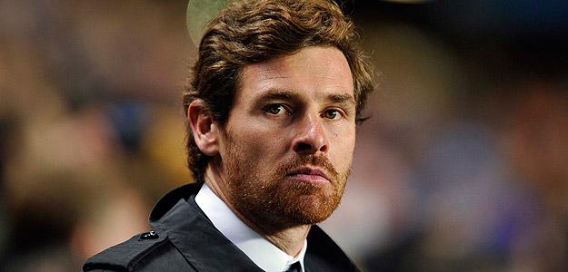 Andre Villas-Boas, técnico del Tottenham.