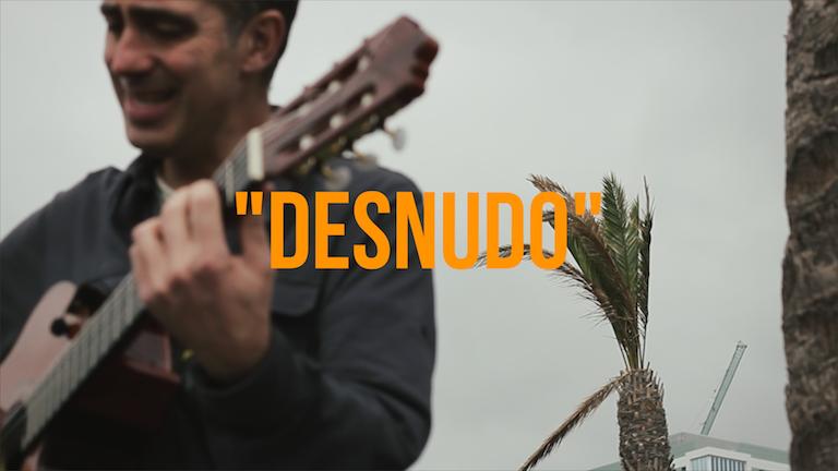 Canarias Suena – Andrés Molina 'Desnudo' – 30/09/13