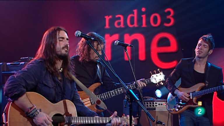 Los conciertos de Radio 3 - Andrés Suárez