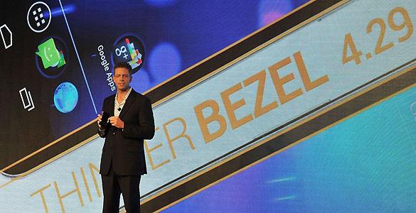 Hace unos días Google y Samsung presentaron la versión 4 de Android y el teléfono inteligente Samsung Galaxy Nexus