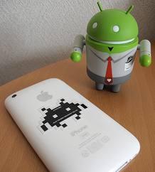 Google acusa a distintintas compañías de orquestar una campaña contra Android