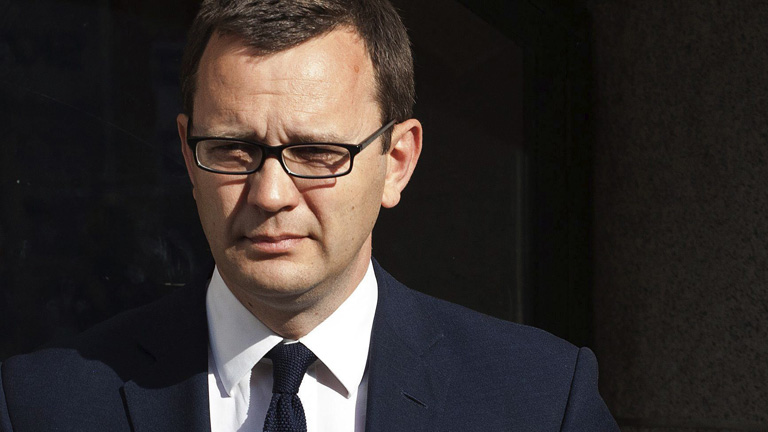 Andy Coulson culpable por las escuchas del 'News of the World'