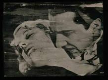"Andy Warhol. ""El beso"" (Bela Lugosi), 1963"
