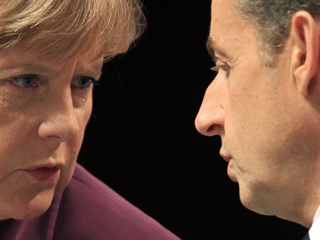 Ver vídeo  'Angela Merkel insiste que la solución de la crisis del Euro es política'