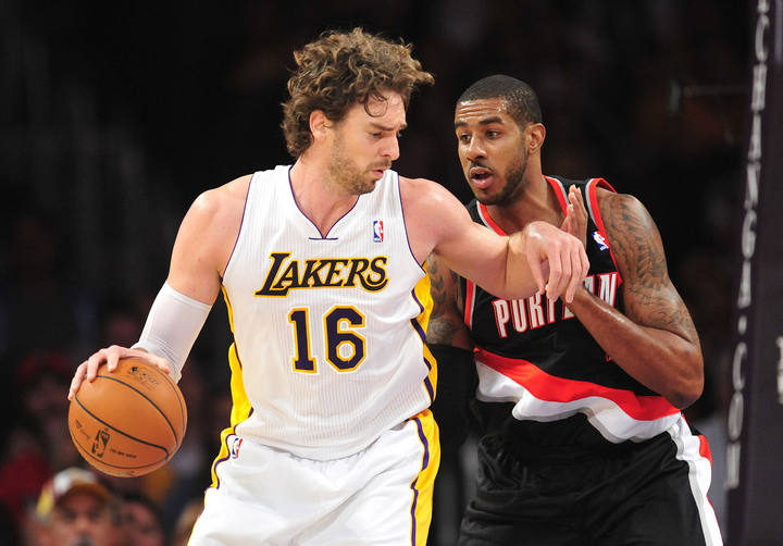 Los Angeles Lakers - Portland Trail Blazers