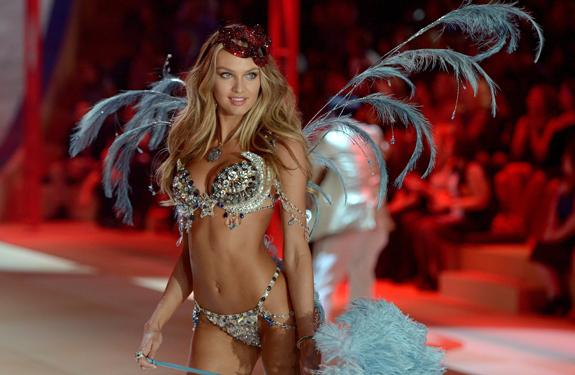 Los ángeles Victoria's Secret aterrizan de nuevo