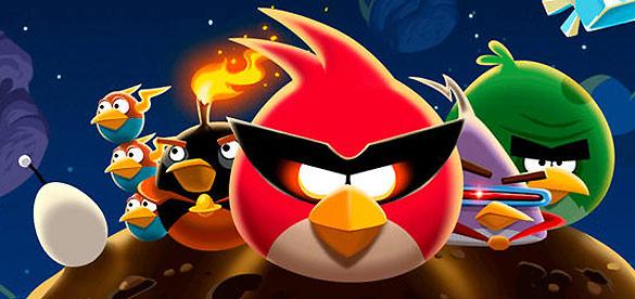 Imagen promocional del nuevo título de 'Angry Birds'