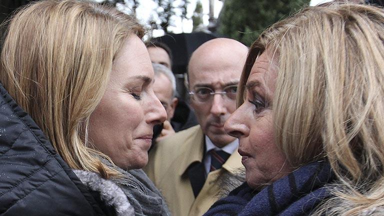 La tensión entre la familia de Gregorio Ordóñez y el PP empaña su aniversario