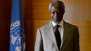 Ver vídeo  'Annan arroja la toalla ante la imposibilidad de una salida política en Siria'