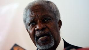"""Ver vídeo  'Annan: """"Estoy esperanzado en que el Gobierno sirio cumpla su compromiso""""'"""