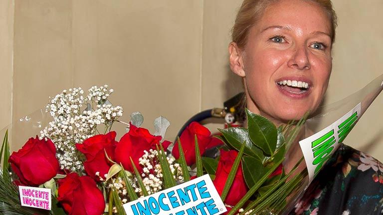 Gala Inocente Inocente 2013 - Anne Igartiburu, la reina de corazones