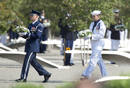 Anniversary of Sept. 11th Attacks Marked At Pentagon