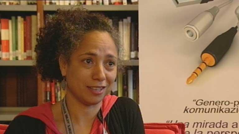 """La cineasta egipcia Amal Ramis: """"Un año de decepción"""""""