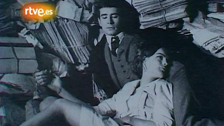 Anthony Perkins en 'De película'  (1983)