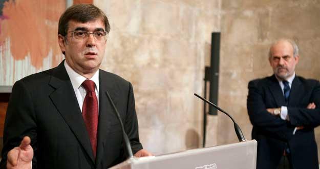 Antich anuncia la ruptura del pacto de Gobierno con Unó Mallorquina